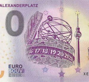 Германия, Берлин, Александерплац, 2019