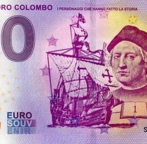 Христофор Колумб, 2019