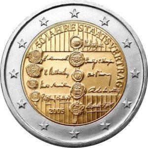 2005, 50 лет договора о нейтралитете Австрии