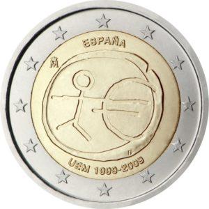 2009, Серия «10 лет Экономическому и валютному союзу»