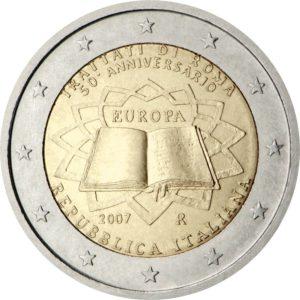 2007, Италия, серия «50 лет подписанию Римского договора»