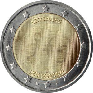 2009, Люксембург, серия «10 лет Экономическому и валютному союзу»