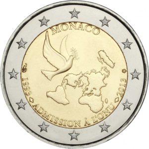 2013, 20 лет со дня вступления Монако в ООН