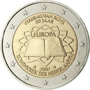 2007, Нидерланды, серия «50 лет подписанию Римского договора»