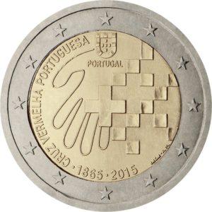 2015, 150 лет Португальскому Красному Кресту