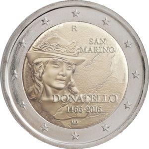 2016, 550 лет со дня смерти Донателло