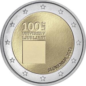 2019, 100-летие со дня основания Люблянского университета