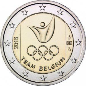 2016, Сборная Бельгии на летних Олимпийских играх в Рио-де-Жанейро, Бразилия