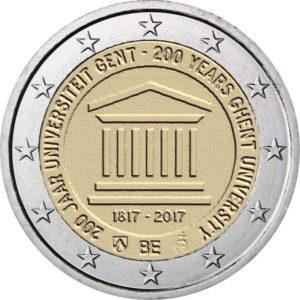 2017, 200 лет основания Гентского университета