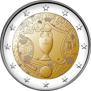 2016, Чемпионат Европы по футболу 2016 во Франции