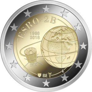 2018, 50-летие запуска первого европейского спутника ESRO 2B