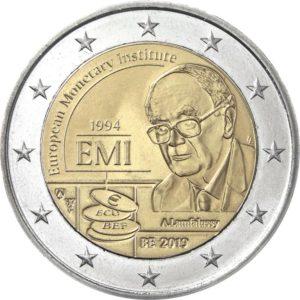 2019, 25-летие Европейского валютного института (EMI)