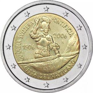 2006, 500 лет Швейцарской гвардии Понтифика (1506-2006)