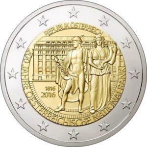 2016, 200-летие Австрийского национального банка