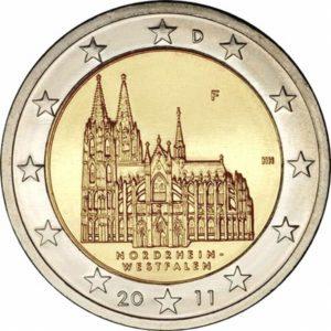 2011, Кельнский собор (Северный Рейн-Вестфалия) (J,D)