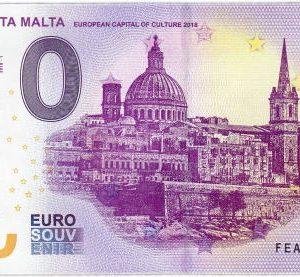 Мальта, Валетта, 2018