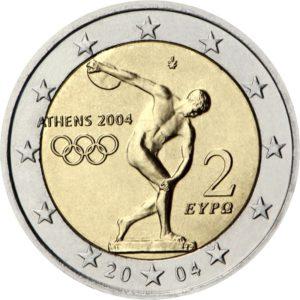2004, Летние Олимпийские игры в Афинах