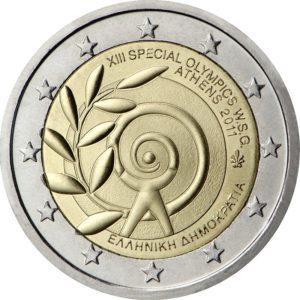 2011, Всемирные летние специальные Олимпийские игры (Афины)