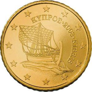 50 евроцентов, Кипр