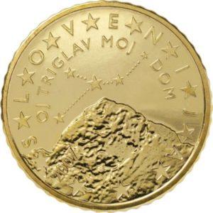 50 евроцентов, Словения, 2007