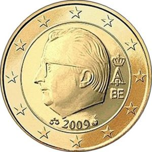 10 евроцентов, Бельгия, тип 3