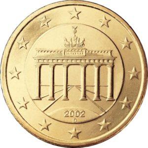 50 евроцентов, Германия