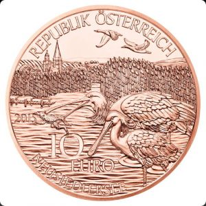 10 евро, 2013, Австрия, Бургенланд