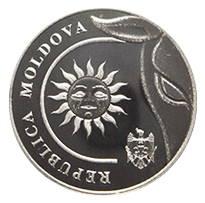 2 лея, Молдова, 2018