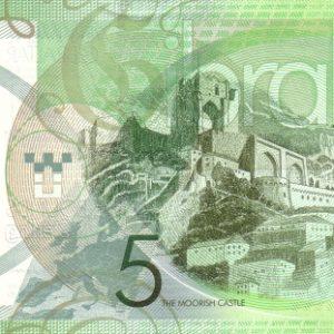 5 фунтов, Гибралтар, 2011