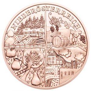 10 евро, 2013, Австрия, Нижняя Австрия