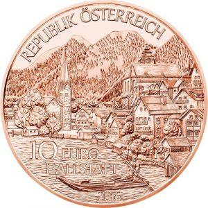 10 евро, 2016, Австрия, Верхняя Австрия