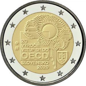 2020, 20-я годовщина вступления Словакии в ОЭСР