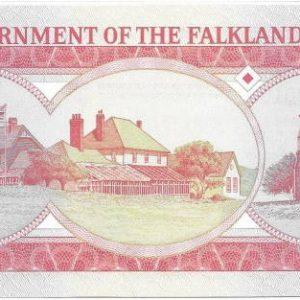 5 фунтов, Фолклендские острова, 2005