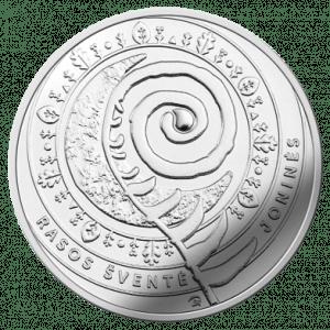 1,5 евро, Литва, 2018, Праздник Ивана Купала