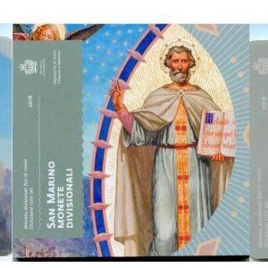 Сан-Марино, набор монет евро, 2020