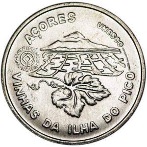2,5 евро, 2011, Винодельческий регион Пику, Португалия